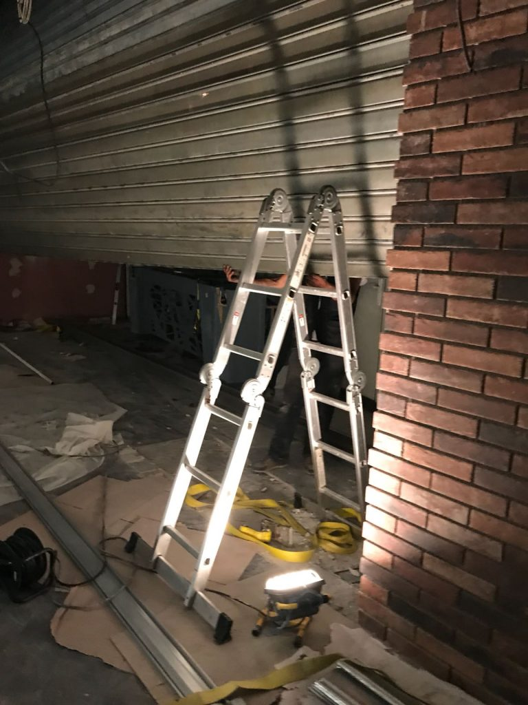 Réparation rideau métallique Paris 11 75011