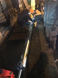 Réparation Panne moteur rideau métallique